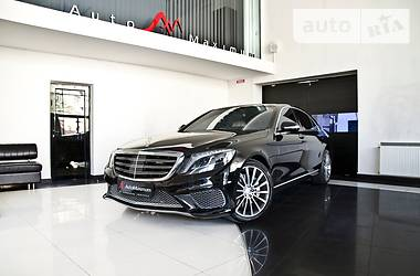 Mercedes-Benz S 500 AMG 4matic S65 style 2014