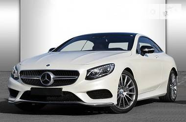 Mercedes-Benz S 500 Coupe AMG  2015