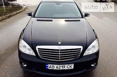 Mercedes-Benz S 500 AMG 550 2007