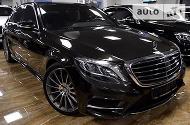 Mercedes-Benz S 500 L 4M AMG Exclusive 2014
