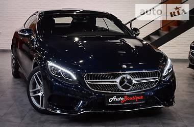 Mercedes-Benz S 500 Coupe4mat. swarovski 2016