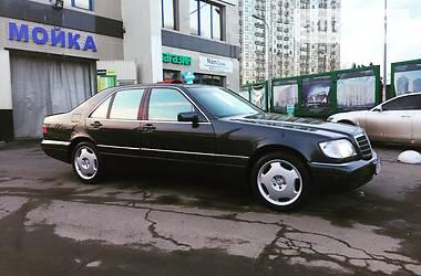 Mercedes-Benz S 500  1997