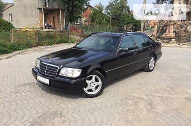 Mercedes-Benz S 500 Long 1993