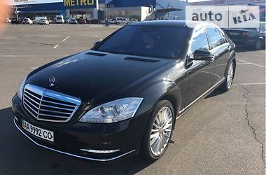 Mercedes-Benz S 500 4MATIC LONG  2011
