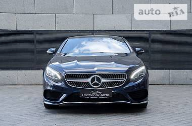 Mercedes-Benz S 500 AMG 2016