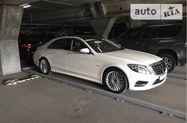 Mercedes-Benz S 500 AMG 4-M EDITION 1  2014