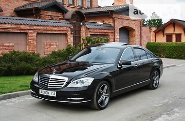 Mercedes-Benz S 500 4-MATIC LONG 2011