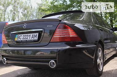Mercedes-Benz S 500 S500 4matic Long 2005