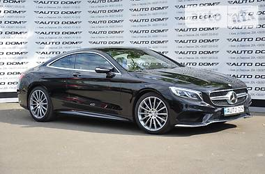 Mercedes-Benz S 500 COUPE AMG  2016