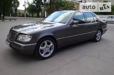 Mercedes-Benz S 500 W140 1992