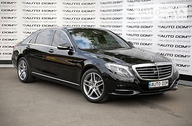 Mercedes-Benz S 500 LONG 4-MATIC 2015