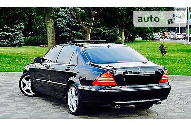 Mercedes-Benz S 500 PRESIDENT 4 MATIK AM 2005