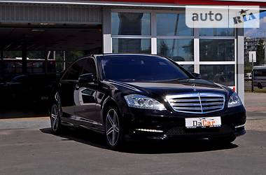 Mercedes-Benz S 500 AMG restyling 2008