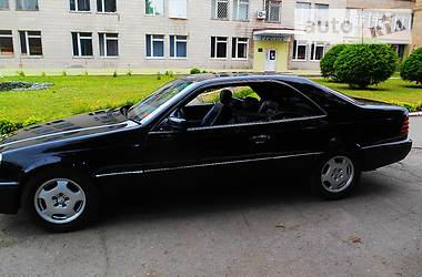 Mercedes-Benz S 500 Full 1996