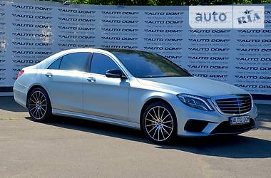 Mercedes-Benz S 500 S63 STYLE 2014