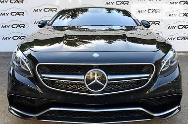 Mercedes-Benz S 500 S-Coupe 2015