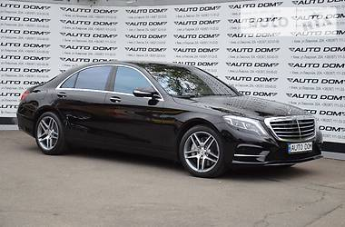 Mercedes-Benz S 500 4-MATIC AMG 2015