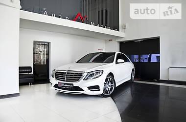 Mercedes-Benz S 500 4matic AMG 2014