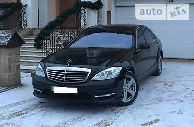 Mercedes-Benz S 500 4-MATIC 2011