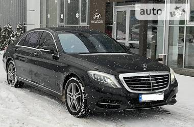 Mercedes-Benz S 500 4.7 bi-turbo 2014