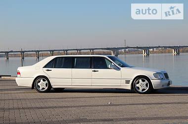 Mercedes-Benz S 500  1993
