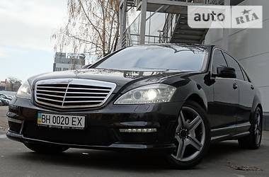 Mercedes-Benz S 550 5.5i4MATIC/LONG 2009