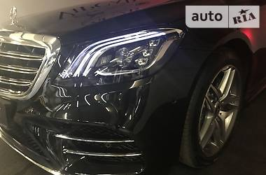 Mercedes-Benz S 560 New 2018 2018