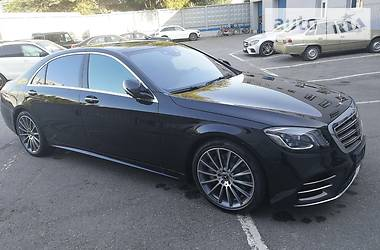 Mercedes-Benz S 560 Long AMG NEW  2017