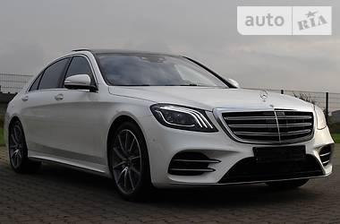 Mercedes-Benz S 560 4Matic Lang AMG New 2018