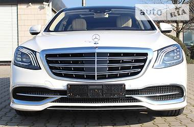 Mercedes-Benz S 560 Maybach Exclusive 2018