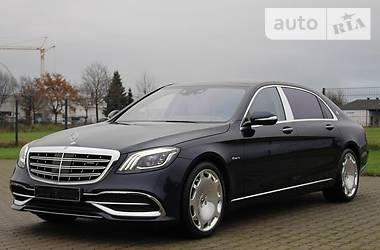 Mercedes-Benz S 560 Maybach Designo  2018