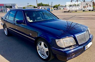 Mercedes-Benz S 600 S600 long V12 1997