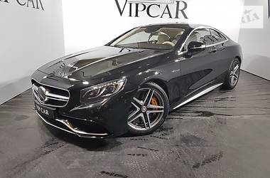Mercedes-Benz S 63 AMG COUPE 2015