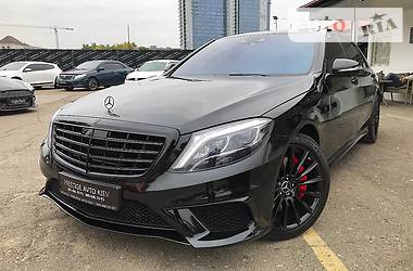 Mercedes-Benz S 63 AMG S500 4MATIC LONG 2014
