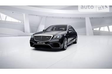 Mercedes-Benz S 63 AMG 4matic Long 2018