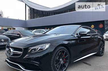 Mercedes-Benz S 63 AMG Edition 1 2016