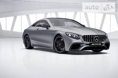 Mercedes-Benz S 63 AMG 4MATIC NEW MODEL  2018