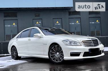 Mercedes-Benz S 65 AMG Black SeriesV12 Long 2011