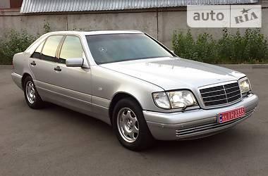 Mercedes-Benz S-Class W-140 S320 1998