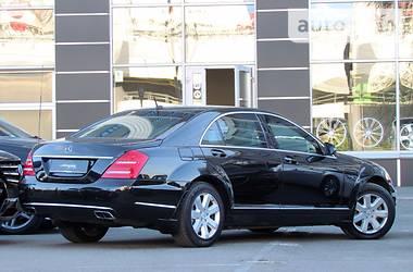 Mercedes-Benz S-Guard ARMORED B6 B7 2011