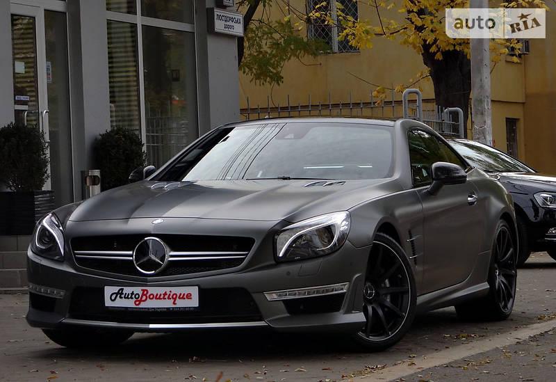 Mercedes-Benz SL 500 (550)