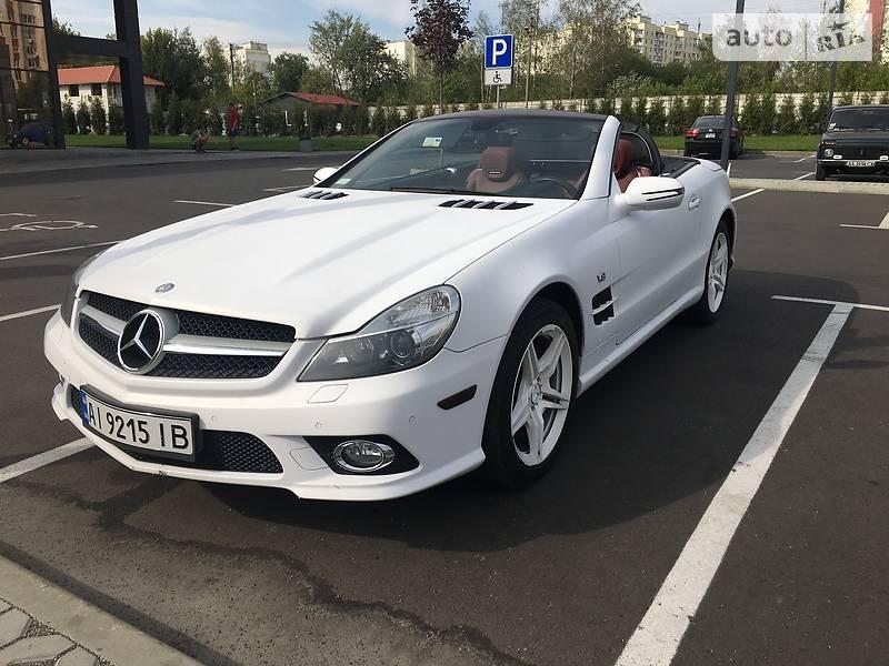 Mercedes-Benz SL 550