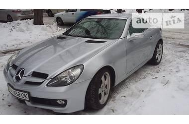 Mercedes-Benz SLK 200  2004