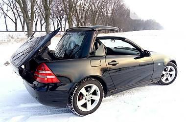 Mercedes-Benz SLK 200  1999
