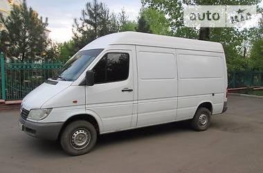 Mercedes-Benz Sprinter 208 груз.  2002