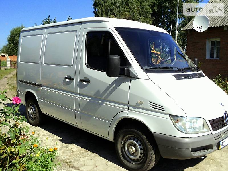 Mercedes-Benz Sprinter 208 груз.