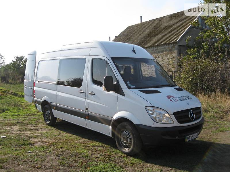 Mercedes-Benz Sprinter 209 груз.
