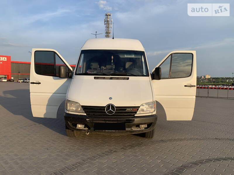 Mercedes-Benz Sprinter 213 груз.-пасс.