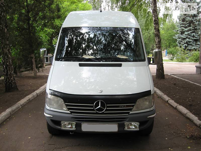 Mercedes-Benz Sprinter 213 груз.