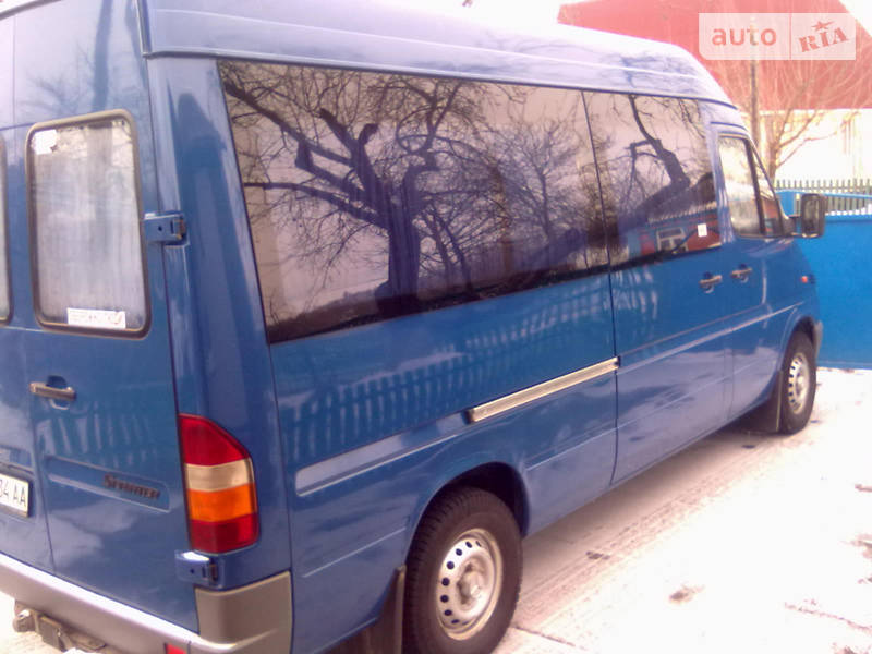 Mercedes-Benz Sprinter 213 пасс.